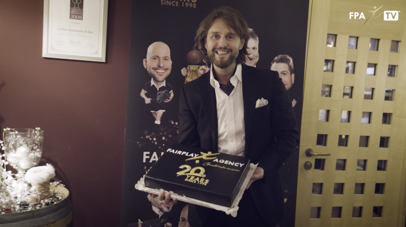 The Fairplay Agency celebrates its 20th anniversary!