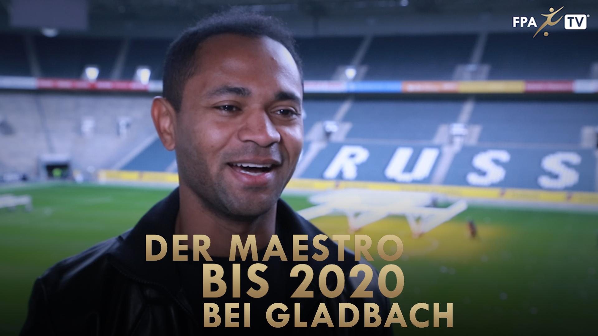 Raffael bis 2020 bei Gladbach!