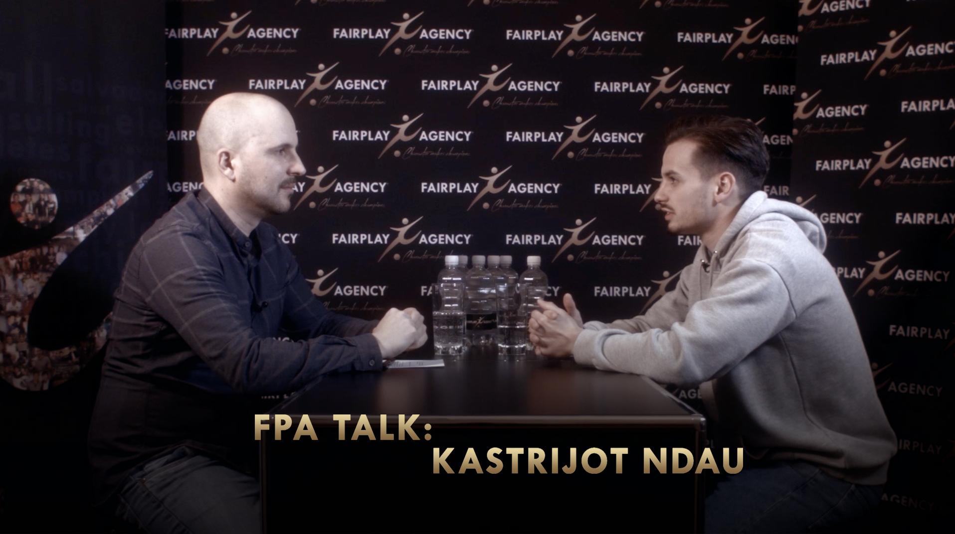 FPA TV: Kastrijot Ndau