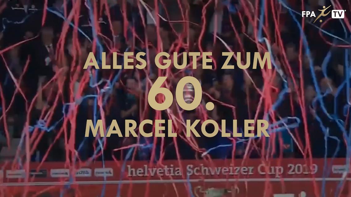 Marcel Koller - 60 Years