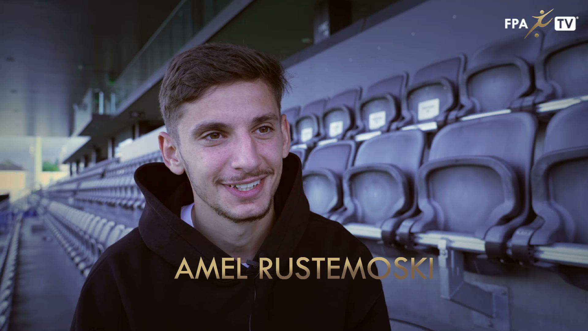 Amel Rustemoski is gearing up at FC Wil